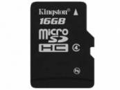 MicroSD 16Gb HC4 Kingston
