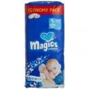 Подгузники Magics Premium Premium 5 Junior (11-25кг)  Economy pack 54 шт Drylock