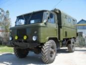 Лобовое стекло для грузовиков ГАЗ 66 в Днепропетровске