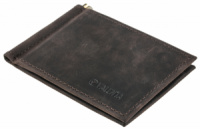 Зажим для купюр Valenta Темно-коричневый (СМ-25 кор.)