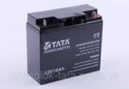 Аккумулятор 18Аh-OT18-12 OUTDO на мотоблок 181*77*167mm