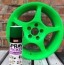 Жидкая резина Spray Sticker (зеленый - салатовый) 400мл