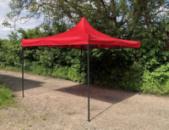 Торговые палатки 3х3 красного цвета Китай