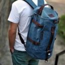 Мужская сумка-рюкзак (мешок)