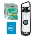 Упаковка для Здоровья №1 (Water Pack), черная бутылка - Water Pack №1