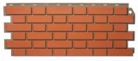 Фасадная панель Fineber Облицовочный кирпич Цвет Керамический
