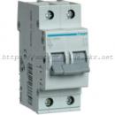 Автоматический выключатель Hager 2P 6kA C-6A 2M
