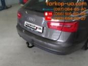 Тягово-сцепное устройство (фаркоп) Audi A6 (2011-2018)