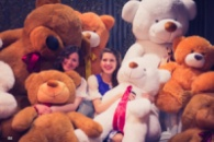 Медведь «Тедди» 80-200 см