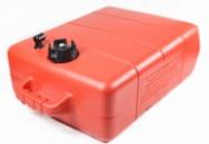 Бак топливный без датчика 24 л C14548