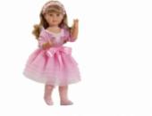 Кукла шарнирная «Балерина»