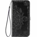 Кожаный чехол (книжка) Art Case с визитницей для Xiaomi Mi 9 SE Черный