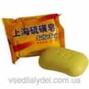 Серное мыло от псориаза,экземы,себореи,угрей,прыщей «Sulfur Soap» 85 гр.