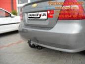 Тягово-сцепное устройство (фаркоп) Chevrolet Aveo T250 (sedan) (2006-2011)