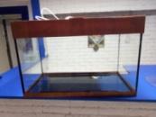 аквариум 63 л с крышкой
