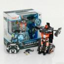 Машина-трансформер на радиоуправлении Черный (T3904)