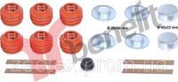 4501 Ремкомплект суппорта HALDEX  MARKII-III, 91013, H0004, 94660, 95697,CHSK51