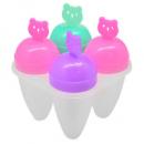 Форма для мороженого STENSON 4 шт 12 см (C39821)