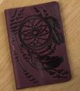 Обложка на паспорт SHVIGEL 13835 Бордовый (13835)