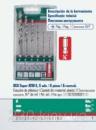 Набор сверл по металлу alpen HSS Super ATM 6