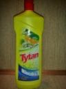 Tytan молочко для чистки и мытья лимон 900мл