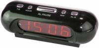 Настольные часы VST 716 от сети 220 В (красные цифры)