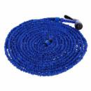 Шланг для полива X HOSE 37.5 м + Распылитель (синий)