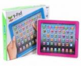Большой детский обучающий планшет