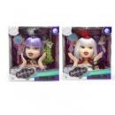 Кукла-модель MONSTER GIRL 2026S для причесок с аксес. 2в. кор. 40,5*28*20 ш. к. /12/