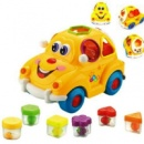 Детская развивающая игрушка сортер Автошка 9170