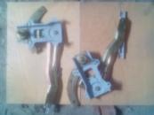 Стеклоподъёмник задний правый механический