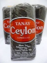 Чай черный крупнолистовой Tanay 500 г Цейлон
