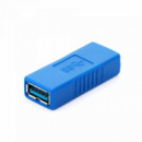 USB 3.0 переходник, коннектор, джойнер мама-мама Female to Female F/F