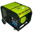 Генератор бензиновый Dalgakiran DJ 12000 BG - ME 8 кВт