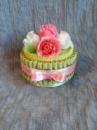Мини тортик из конфет №2