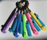 Металлический крючок для плетения из резиночек Rainbow loom