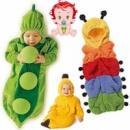 Детские костюмы-спальные мешки.