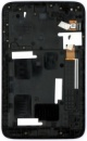 Тачскрин (сенсорное стекло) + матрица (HJ070NA-13D) для LENOVO A1000, A5000, 0.7«, черный