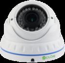Купольная AHD-M антивандальная камера видеонаблюдения 960p 2.8-12mm 1/3 SONY CMOS