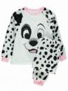 Пижама флисовая / велсофт для девочки 101 далматинец