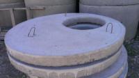 Крышка (кольцо бетонное )