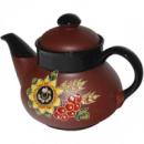 Чайник заварочный «Добра глина» Калина, 1000мл