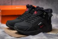 Зимние ботинки в стиле Nike Acronym, черные (30374),  [  42 43 44  ]