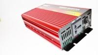 Преобразователь авто инвертор с Функцией плавного пуска UKC 12V-220V 2500 Вт с USB