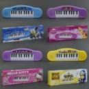 Піаніно 3699-3703-3710-3687 (168) 4 види, на батарейках, в коробці [Коробка] - 6904666761937