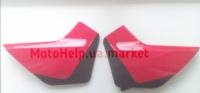 бардачки Viper zs125-150j Л+П (красные)
