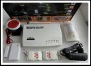 GSM сигнализация, полная комплектация