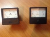 Амперметр ЭА0302 и Вольтметр ЭВ0302 (комплект)