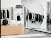 Зеркало Диамант (без зеленци). Подложка серебро.