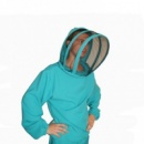 Куртка пчеловода Beekeeper габардин с маской Евро
